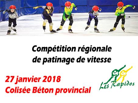 competition 27 janvier 2018